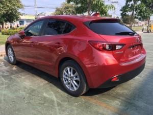 Mazda3 chìa khóa thông minh - sự tiện dụng luôn đồng hành cùng bạn
