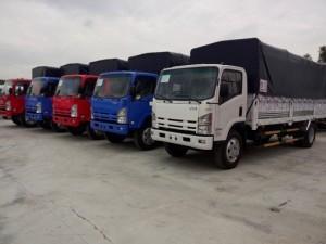 Đại lý xe tải Isuzu 8 tấn, 8 tấn 2 giá ưu đãi nhất thị trường