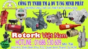 IQT - Part-turn, Rotork viet nam - Rotork Vietnam - TMP Vietnam