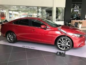 Mazda 6 2017 mới - Đỉnh cao của sự trải...