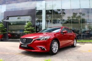 Mazda 6 2017- Đột phá về công nghệ và chỉ số an toàn