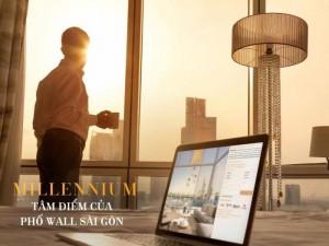 Masteri Millennium Mở bán căn hộ 1-3pn, Shophouse, Penthouse giá 43tr/m2. Ck 11,5%