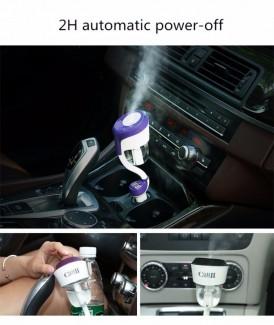 Không còn khó chịu với mùi điều hòa,mùi xăng xe, mùi nội thất, mùi thuốc lá, mùi thú cưng…