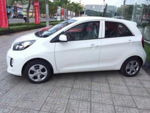 Bán xe Kia Morning 1.25 MT mới 100% giá cực sốc tại Vĩnh Phúc Phú Thọ
