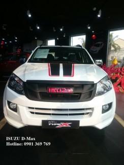 Gía xe Isuzu Dmax 2017