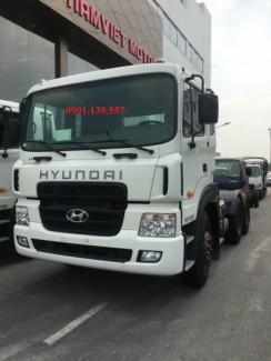 Đầu kéo hyundai HD700 đời 2017