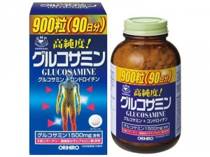 Glucosamine nhật bản