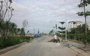 Đất mặt tiền đường An Dương Vương ,phường 2 , Đà Lạt