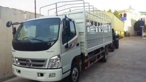 Bán xe tải Thaco OLLIN700B, tải trọng 7 tấn, bán xe trả góp, giá ưu đãi.
