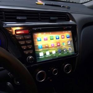 Màn hình DVD android S160 Honda City