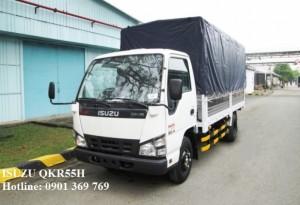 Gía xe tải Isuzu 1.9 tấn - Xe tải Isuzu QRK55H