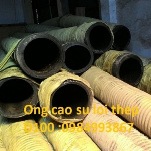 Ống cao Su 5 Lớp Bố Vải Tại Pháp Vân - Hà Nội