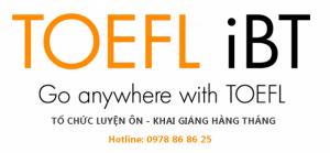Luyện thi TOIEC cấp tốc tại Hà Nội 0978 86 86 25