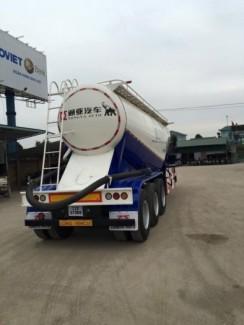 Rơ mooc bồn chở xi măng rời Tongyada 30m3 Model CTY9402GSN1
