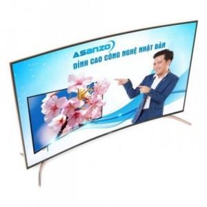 Tivi Màn Hình Cong Asanzo 40 inch AS 40CS6000 Chính Hãng Mới