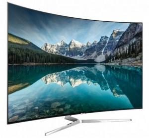 Smart Tivi Màn Hình Cong Asanzo 32 inch 32CS6000 Mới CHính hãng