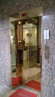 Thang máy mitsubishi thái lan, thang máy liên doanh