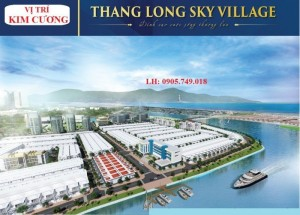 Mở bán dự án SHB Chân Cầu Tuyên Sơn, đường Thăng Long, Đối Diện Siêu thị Lotte