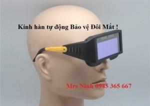 Mũ hàn tự động bảo vệ Đôi Mắt