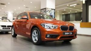 BMW 118i 2017, BMW 118i Hatchback 2017, BMW Series 1, BMW 1 Series