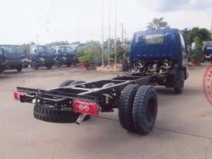 Xe tăng tải 2,5t iz49