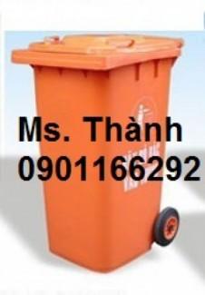 Thùng rác đà thành đà nẵng, thùng nhựa mới 0901166292