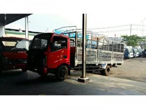 Xe tải 3,5 tấn/ thùng dài 6m2/máy hyundai