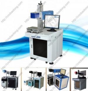Máy laser fiber hàng nhập chính hãng!