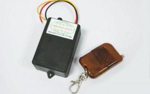 Remote điều khiển thiết bị điện từ xa