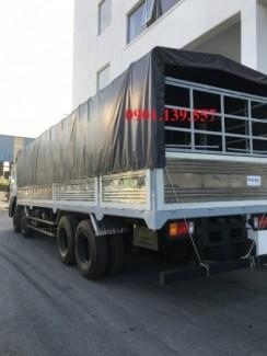 HD320 thùng mui bạt nhập khẩu giao xe ngay.