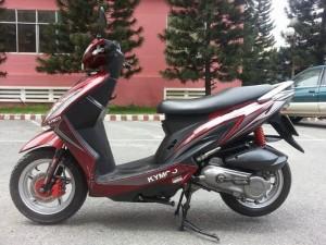 Kymco Candy 4U 110 Kiểu Dáng Honda Vision...