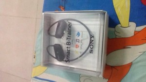 Bán máy nghe nhạc Sony Smart B-Trainer SSE-BTR1 (màu đen) New 100%