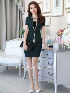 Áo vest nữ ngắn tay cho bạn phong cách ngày hè