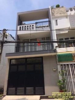 Cho thuê nhà phố Thảo Điền Q2, 2 lầu 4 PN, hướng Tây Bắc giá 27tr.