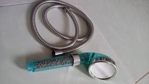 Vòi sen tăng áp kèm dây dẫn (L9405)