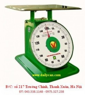 Cân đồng hồ nhơn hòa, cân nhơn hòa 100kg, cân sức khỏe nhơn hòa