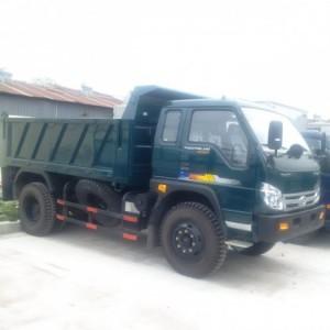 Xe ben trường hải forland fd9000 1 cầu tải 9 tấn