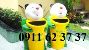 Thùng rác con thú, thùng rác chim cánh cụt, thùng rác cá heo