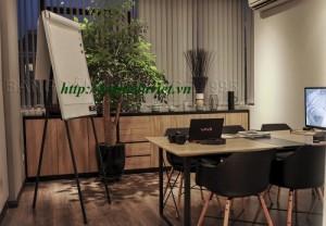 Bảng Flipchart, Bảng kẹp giấy viết bút lông dùng cho văn phòng, Bảng Flipchart chân rút