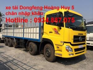 Xe tải Dongfeng hoàng huy 5 chân/5 giò 21.5...