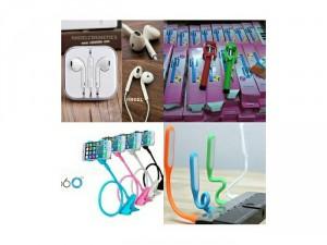 Combo 4 sản phẩm phụ kiện điện thoại