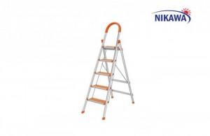 Thang nhôm giá rẻ, Thang ghế, Thang nhôm ghế Nikawa chính hãng