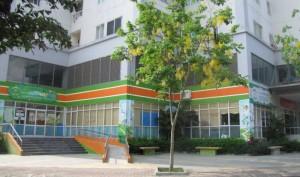 Bán gấp Ngay trong Tuần chung cư - 101 m2 giá 1,6 tỷ mặt Quang Trung, thanh toán 50% nhận nhà