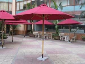 Chuyên sản xuất ô dù bàn ghế cafe giá rẻ nhất