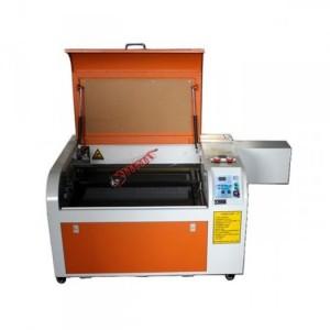 Máy laser 6040 đỉnh cao công nghệ cắt khắc phi kim