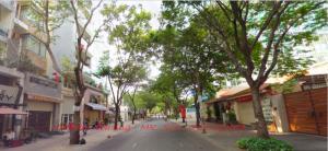 Bán Nhà MT số 6 Nguyễn Thông, Quận 3. DT 17m x 33m, 1 lầu. Giá 120 tỷ.