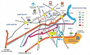 Căn hộ Quận 8 ngay cầu Nguyễn Tri Phương chỉ 1.1 tỷ/ căn