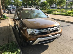 Bán xe Renault Duster 4WD 2.0L 2017