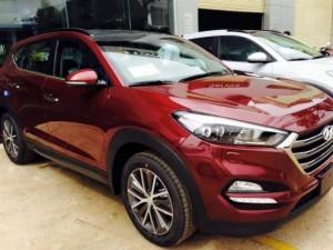 Hyundai tucson nhập nguyên con giá tốt tại bà rịa vũng tàu