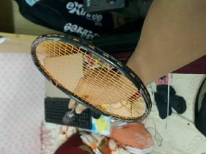 Mình bán cây vợt fleet whoven 1000 iv
